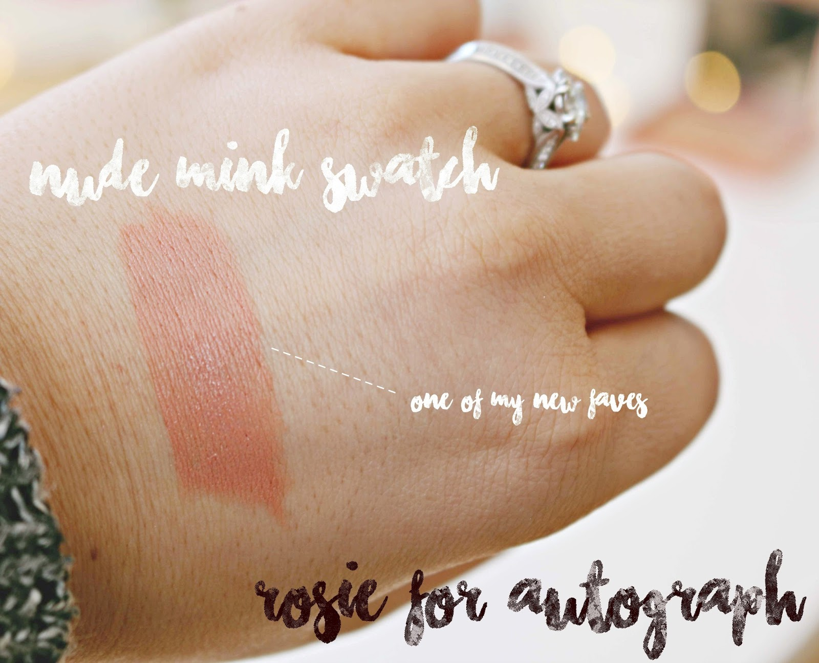 Beauty, Make Up, Rosie For Autograph Make Up Range, Rosie For Autograph, Rosie Huntington Whiteley make up, Rosie Huntington Whiteley, Marks and Spencer, Drugstore, Rosie For Autograph swatches, Rosie for Autograph review, Rose Gold,