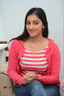 Telugu Actress Mouryani Latest Pos in Blue Denim Jeans  0098.JPG
