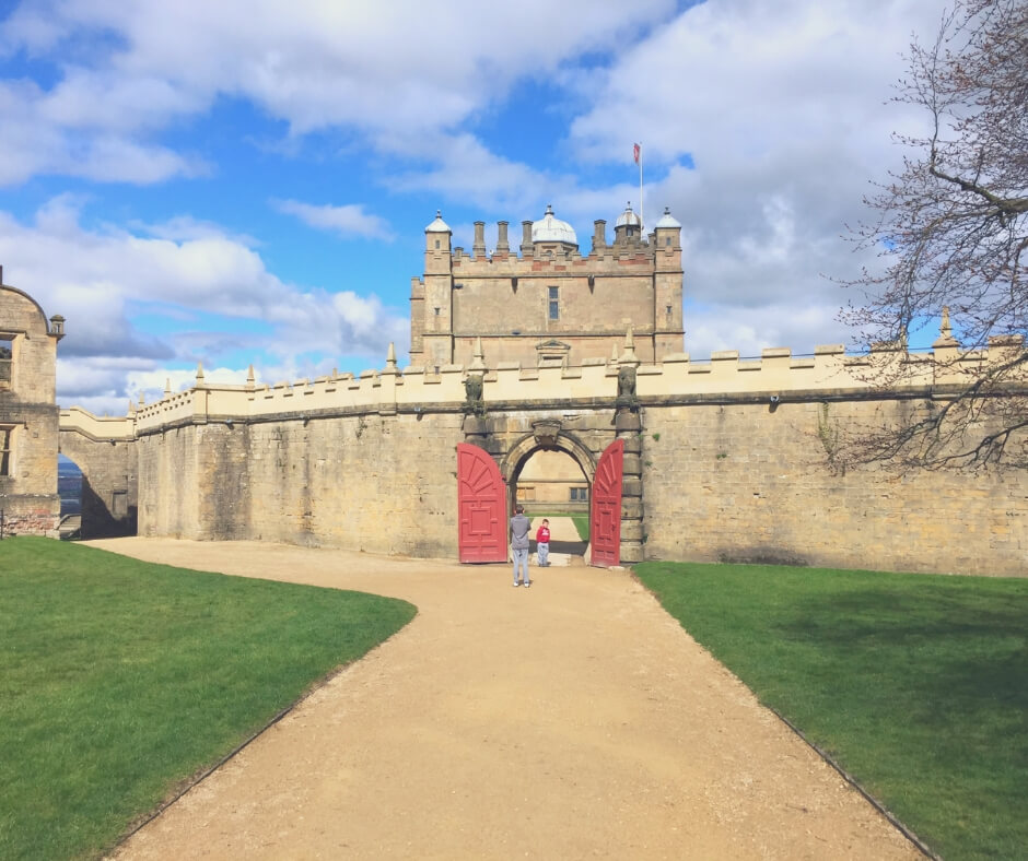 7 Ways To De-Stress This Half Term | Visit a local castle and learn about its history...