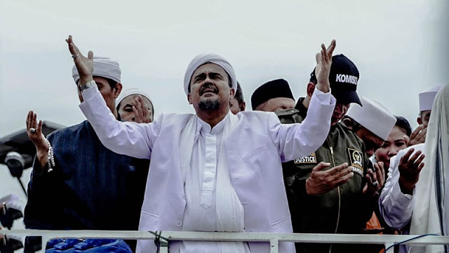 Habib Rizieq Shihab akan Ceramah Jarak Jauh di Ijtimak Ulama II