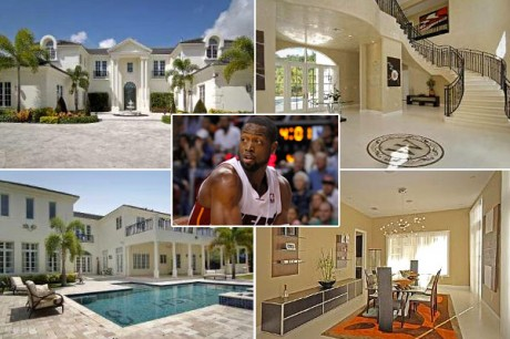 HOUSE OF GLITZ   !!!: NBA BALLERS MILLI DOLLAR HOMES: LEBRON JAMES