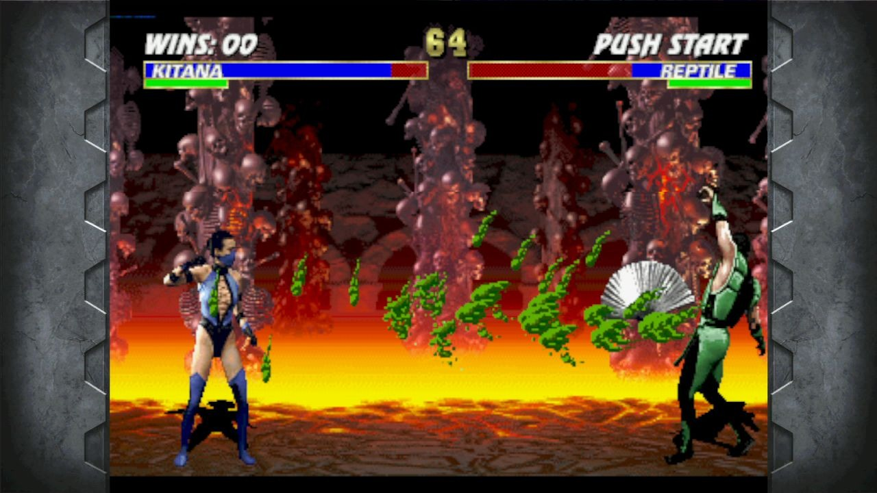 mortal kombat arcade kollection HD