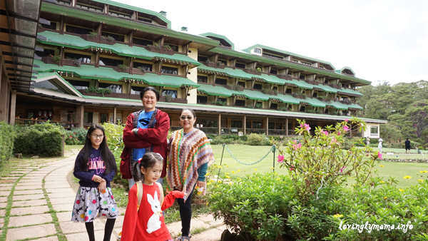 Baguio City - Baguio Country Club