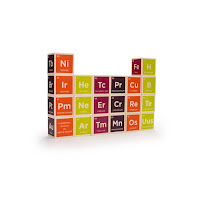 Science STEM Chemical Periodic Elements Blocks for kids