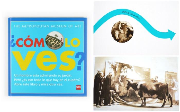 cuentos sorprendentes para fomentar la lectura, Libro ¿Cómo lo ves?