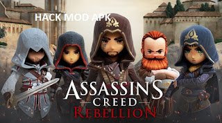 Download Assassin's Creed Rebellion Mod Apk