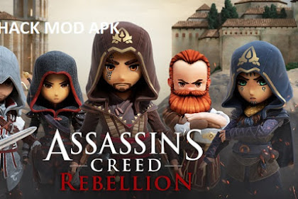 Assassin's Creed Rebellion v2.2.1 Mod Apk (Unlocked, God Mode, High Damage)