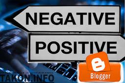 Sisi Negative Dan Positive Website Dan Para Publiser