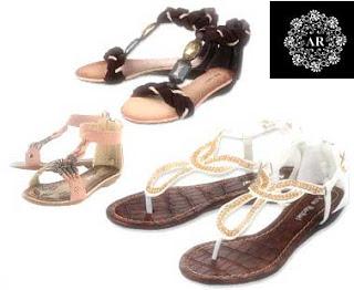 oferta sandalias y zapatos