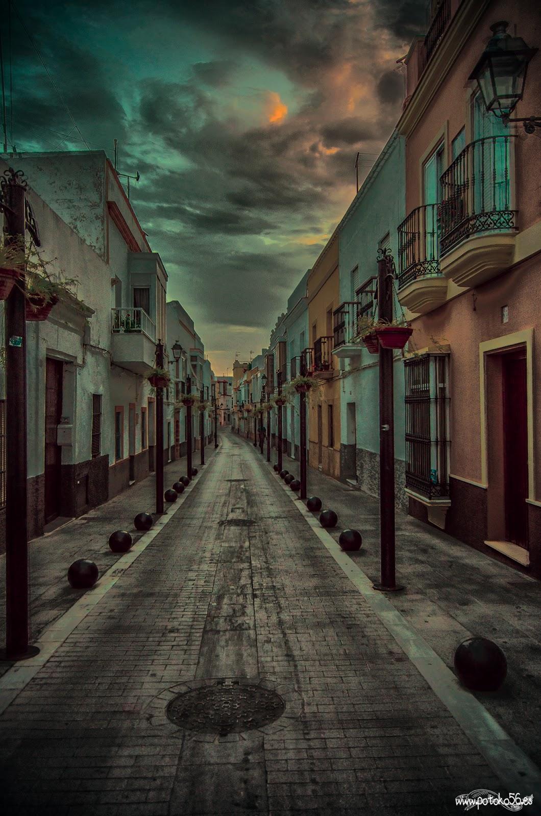 Callejeando por Rota calle Prim