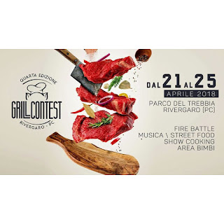 Grill Contest, street food Rivergaro