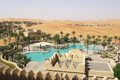 Oásis de Liwa - Emirados Árabes