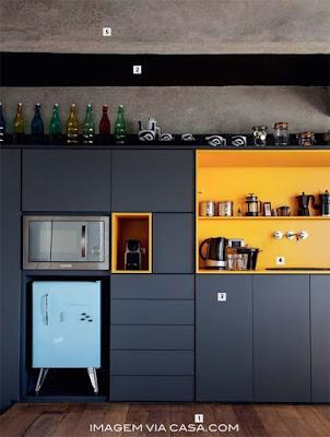 armário de cozinha de pia