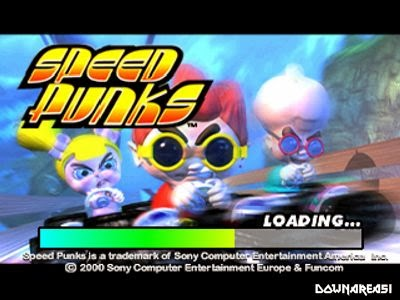 speed punks playstation