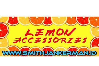 Lowongan Toko Lemon Accessories Pekanbaru Maret 2018