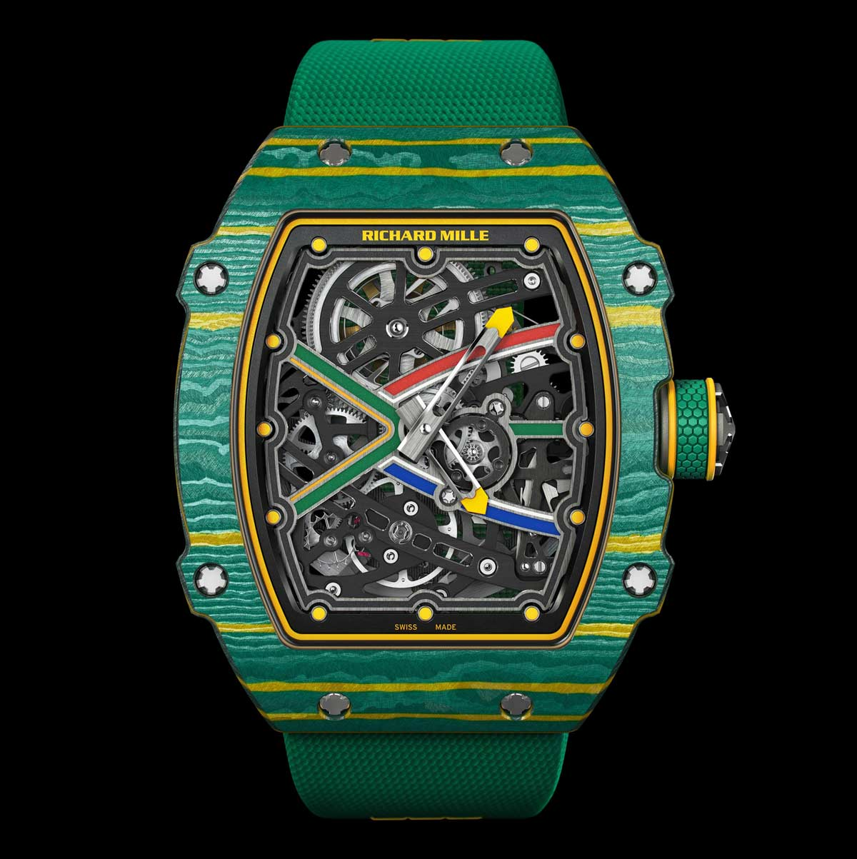 Richard Mille Rm 67 02 Automatic Time And Watches