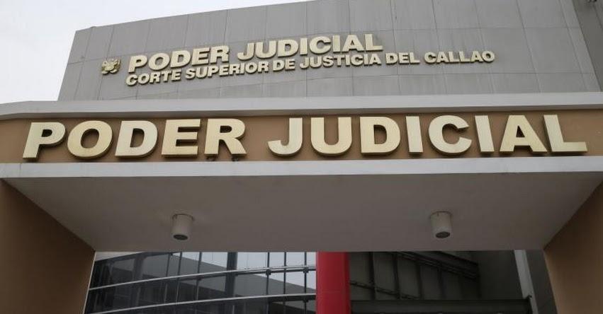 NCPP: Nuevo Código Procesal Penal rige desde hoy en el distrito judicial del Callao