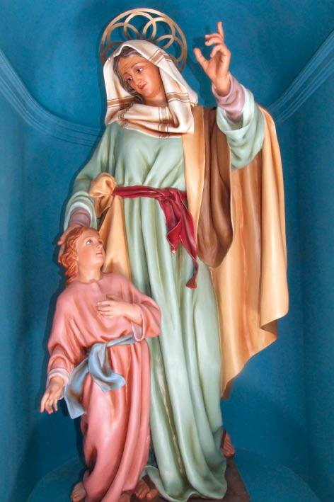 JULY 26 - SAINT ANNE - SANT ANNA