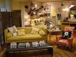 Living The Anthropologie Way Of Life Living Rooms