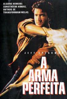 A Arma Perfeita (1991) - DVDRip Dublado