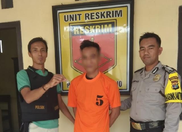 Bermaksud Transaksi Shabu, Seorang Pemuda Ditangkap Polisi