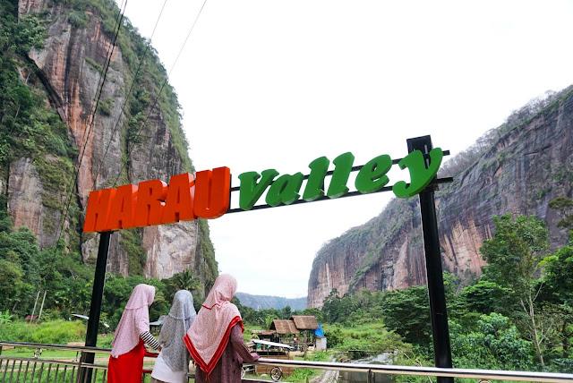 Lembah Harau Payakumbuh