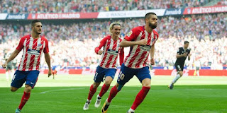 Atletico Madrid vs Sevilla Live Streaming online Today 17 -1- 2018 Spain Copa del Rey