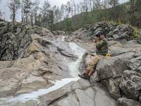 Wisata Air Terjun Kalipait Banyuwangi
