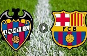 اون لاين مشاهدة مباراة برشلونة وليفانتي بث مباشر 13-5-2018 الدوري الاسباني اليوم بدون تقطيع