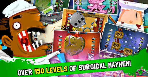 تحميل لعبة surgeon simulator للاندرويد مجانا