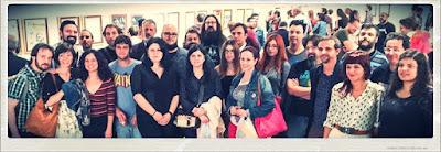 Autores de la Nova Onada - Comic Mallorca