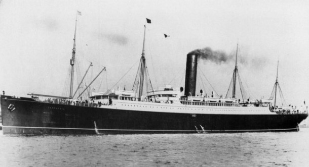 Kisah Benar 3 Kapal Lain Berada Berdekatan Semasa Titanic Karam