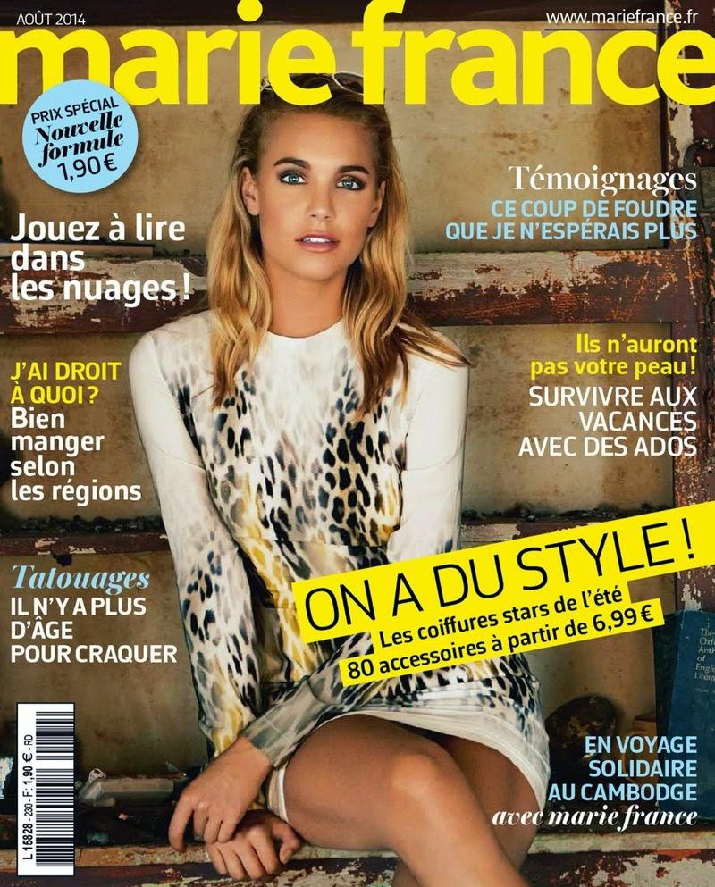 arts cross stitch nathalie darcas marie france magazine france september 2014. Black Bedroom Furniture Sets. Home Design Ideas