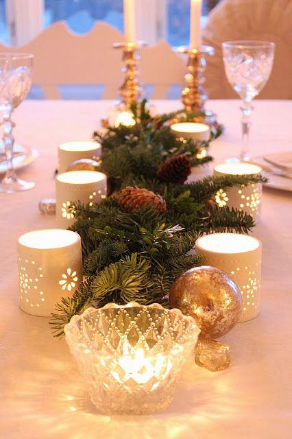 De petits coins decorare la tavola di capodanno - Decorare la tavola per capodanno ...