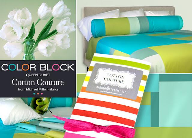 Colorblock Duvet Tutorial