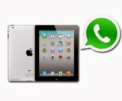Aplikasi WhatsApp for iPad