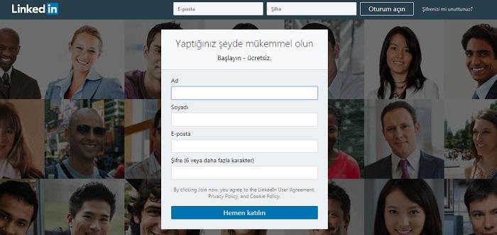 linkedin backlink, linkedin bedava backlink, linkedin ücretsiz backlink