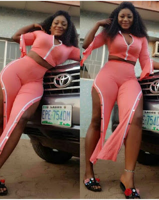 Actress Destiny Etiko steps out in...er, what is this called? (photos)