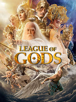 League of Gods (2017) Poster