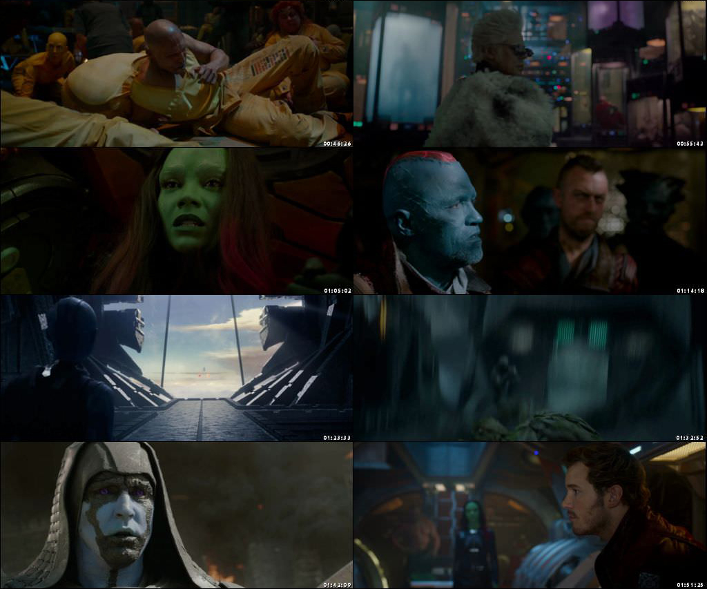 Guardians Of The Galaxy 2014 Hindi ORG DD 5.1 Dual Audio 1080p 720p 480p BluRay Esub
