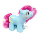 My Little Pony Shaggy Year Seven Newborn Ponies G1 Pony