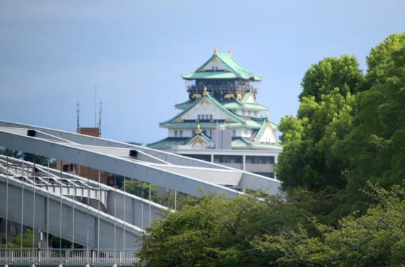Osaka Travel: Osaka Castle (Osakajo) - Japan