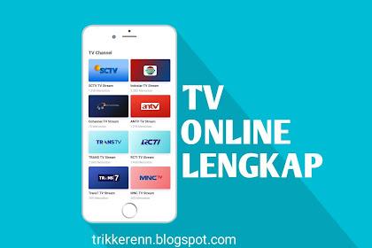 Cara Nonton TV Online di HP Android dengan Kualitas HD (2019)