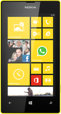 Buy Nokia Lumia 520