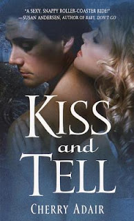 Kiss and Tell (T-FLAC #2)