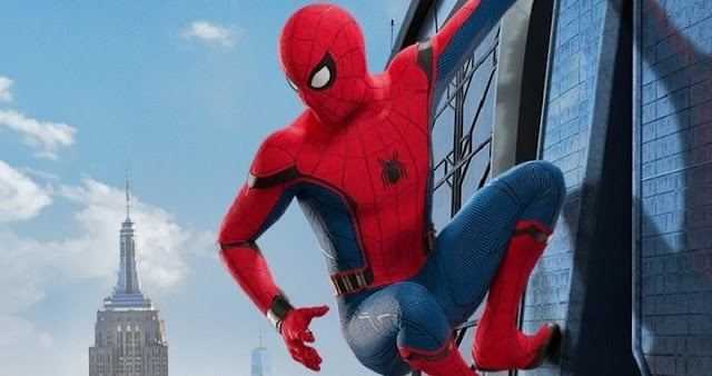 Tres posters de la película Spider-Man: Homecoming