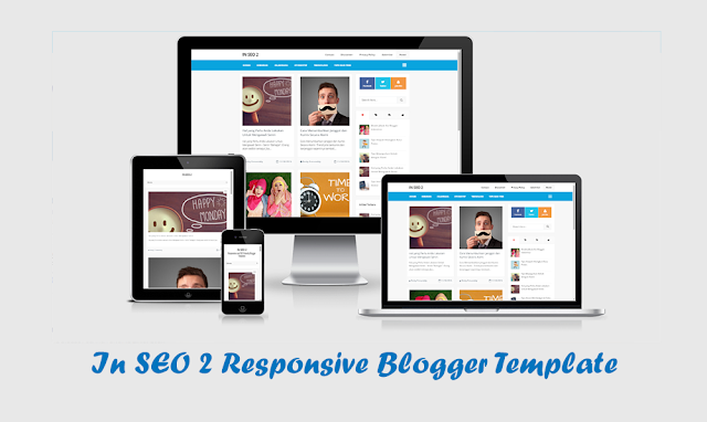 In SEO 2 Responsive and SEO Friendly Blogger Template