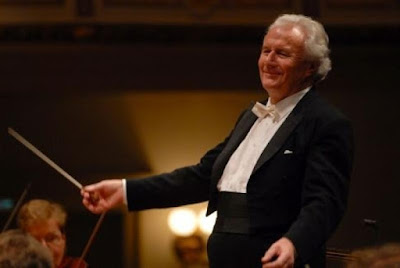 Sir Colin Davis & the London Symphony Orchestra in 2011
