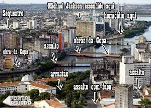 Assalto, homicídio e sequestro liberado em Pernambuco, com a Polícia Militar em greve, oi?