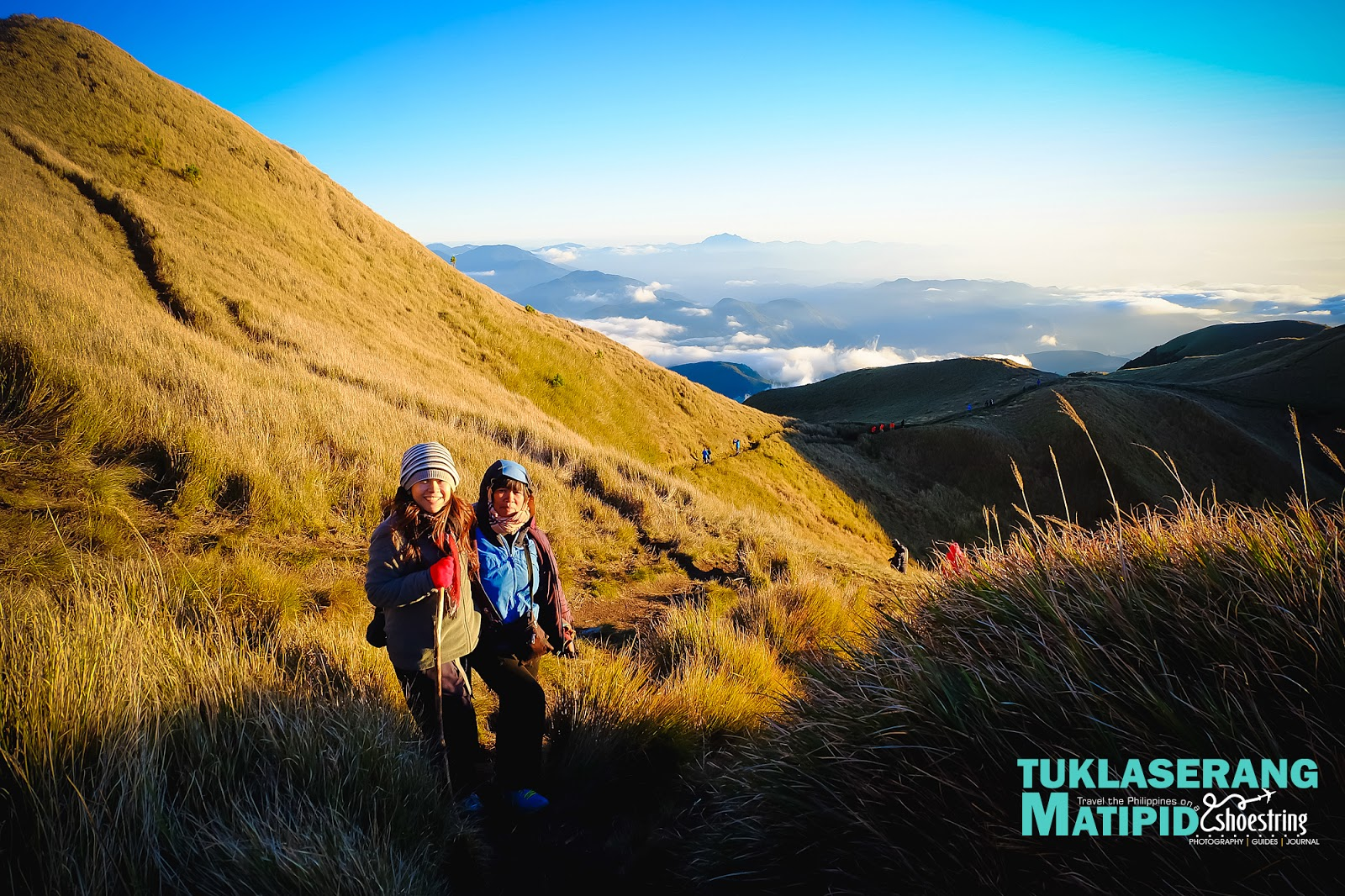Mt. Pulag Summit